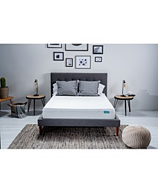 OkiFlex Medium Firm Hybrid Mattress - Twin XL, Mattress in a Box