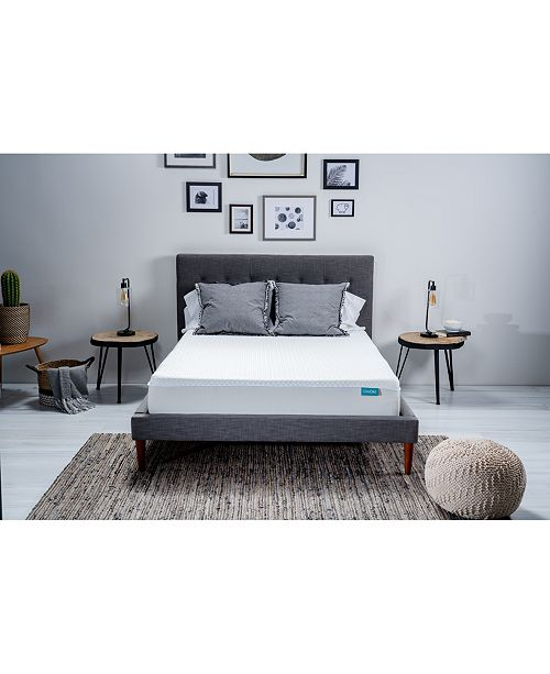 OkiOki OkiFlex Medium Firm Hybrid Mattress - Twin, Mattress in a Box