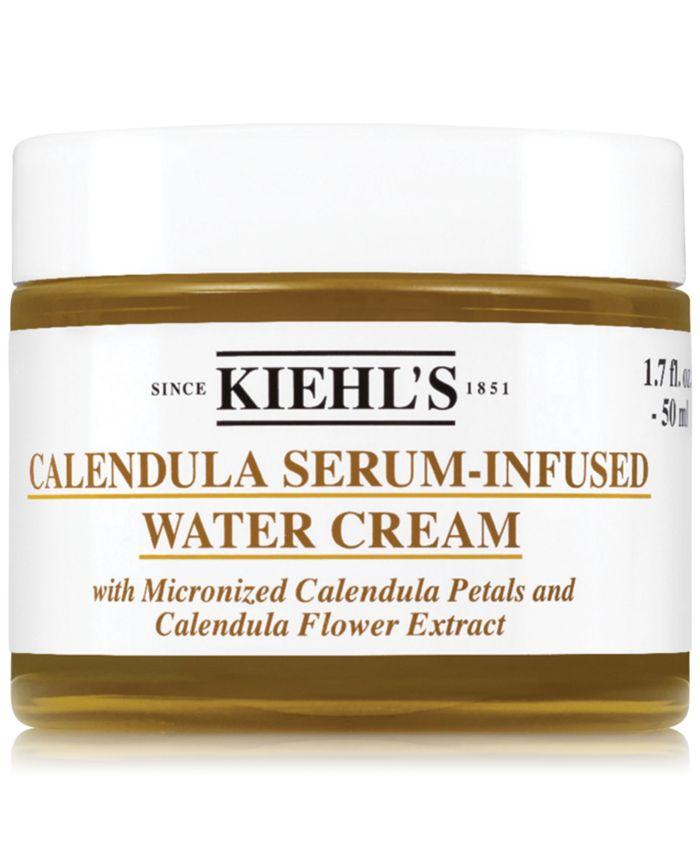 Kiehl's Since 1851 Calendula Serum-Infused Water Cream, 1.7-oz. & Reviews - Skin Care - Beauty - Macy's