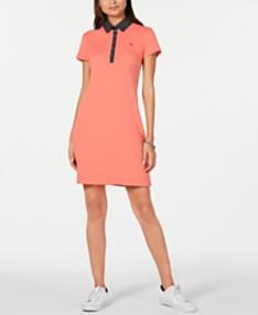 f2c7e47b44e Tommy Hilfiger Dresses: Shop Tommy Hilfiger Dresses - Macy's