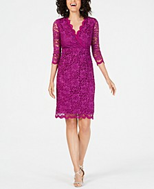 Lace Sheath Dress, Created for Macy's