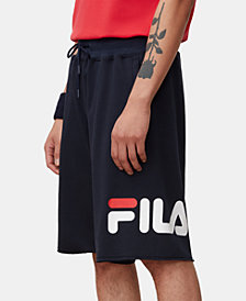 Fila Men's Logo Graphic Shorts