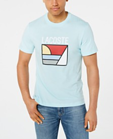 Lacoste Men's Logo Graphic T-Shirt, Created for Macy's