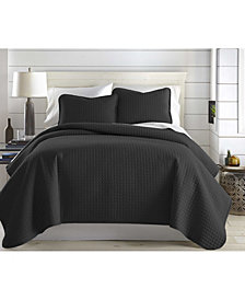 Southshore Fine Linens Oversized Lightweight Quilt and Sham Set