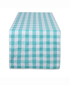 "Checkers Table Runner 14"" X 72"""