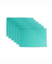 Ribbed Placemat Set of 6