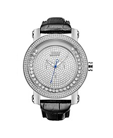 Men's Hendrix Diamond (1/5 ct.t.w.) Stainless Steel Watch