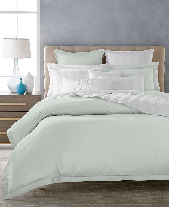 Hotel Collection CLOSEOUT! 680 Thread-Count King Duvet Cover, Created for Macy's