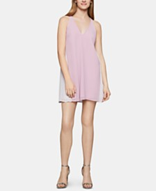 BCBGeneration Pleated A-Line Dress