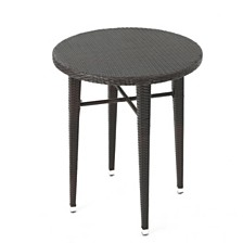 Dominica Outdoor Bar Table, Quick Ship