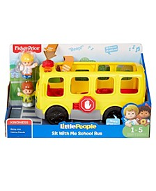 Fisher-Price® Little People® Sit with Me School Bus