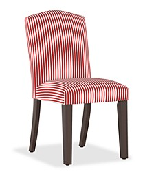 Camel Dining Chair, Quick Ship