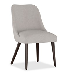 Round Back Dining Chair, Quick Ship
