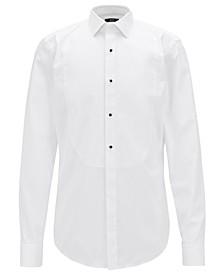 BOSS Men's Jant Formal Slim-Fit Cotton Shirt