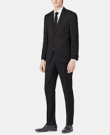 BOSS Men's Johnsons5/Lenon1 Regular-Fit Wool Suit