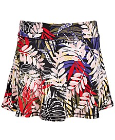 Big Girls Printed Skort