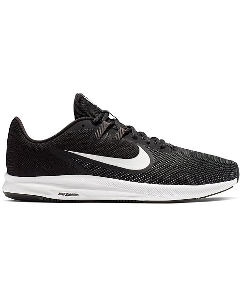 7ca4817c9d03e Nike Men s Downshifter 9 Running Sneakers from Finish Line   Reviews ...