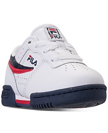 Fila Toddler Boys' Original Fitness Casual Sneakers from Finish Line