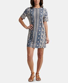 Lucky Brand The Summer Tee Printed Dress