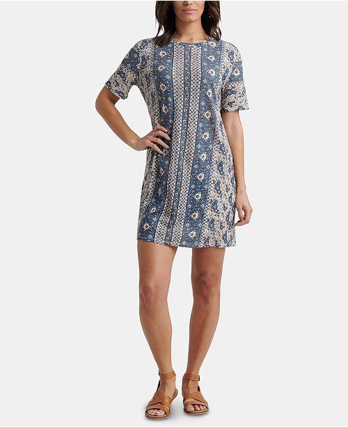 Lucky Brand The Summer Tee Printed Dress