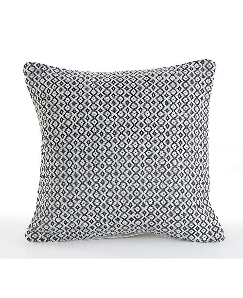 LR Resources Inc. Bustling Geometric Throw Pillow