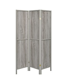 Vineland 3-Panel Folding Screen