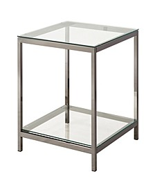 Jasper End Table with Shelf