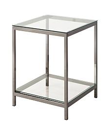 Jasper End Table with Shelf