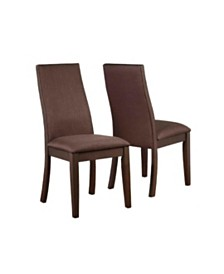 Baylor Upholstered Dining Side Chairs (Set of 2)