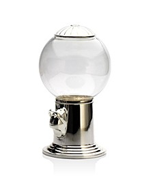 Candy Dispenser Silver