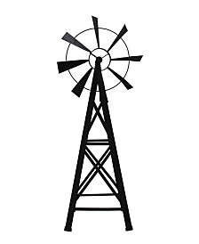 Palmer Large Black Windmill