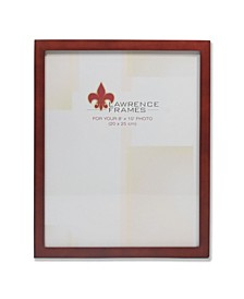 """Walnut Wood Picture Frame - Gallery Collection - 8"""" x 10"""""""