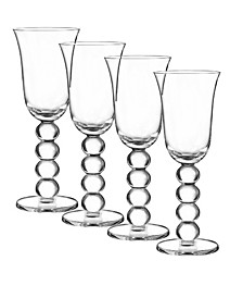 Orbit Wine Glasses, Set Of 4