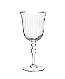 Qualia Glass Salem Goblets, Set Of 4