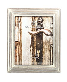 """Washed Gray Picture Frame - 8"""" x 10"""""""
