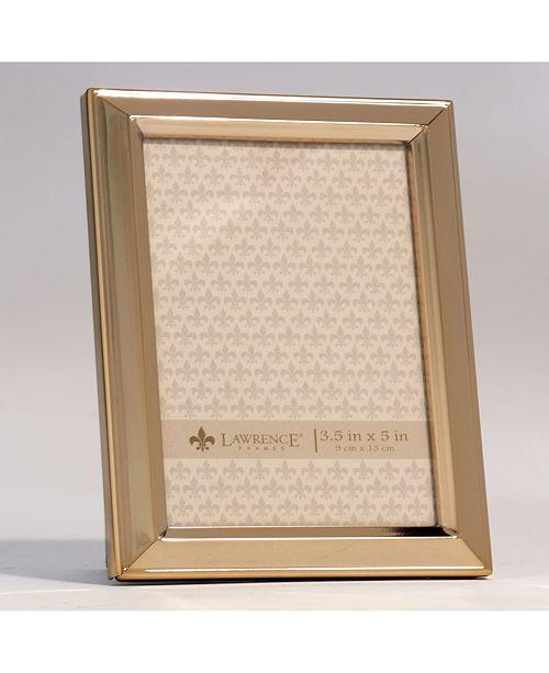 Frames Gold Metal Picture Frame