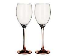 Manufacture White Wine Goblet, Set of 2