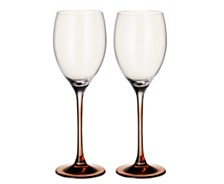 Villeroy & Boch Manufacture White Wine Goblet, Set of 2