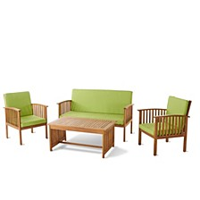Carolina Outdoor 4pc Chair Set