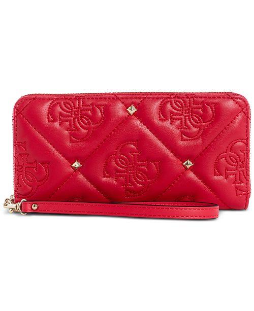 GUESS Jeana Zip Around Wallet