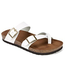 Gracie Women's Footbed Sandals