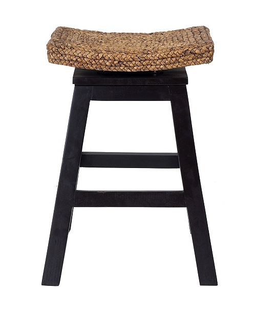 East At Main Joyce Hyacinth Counter Stool