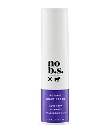 No BS Retinol Night Cream