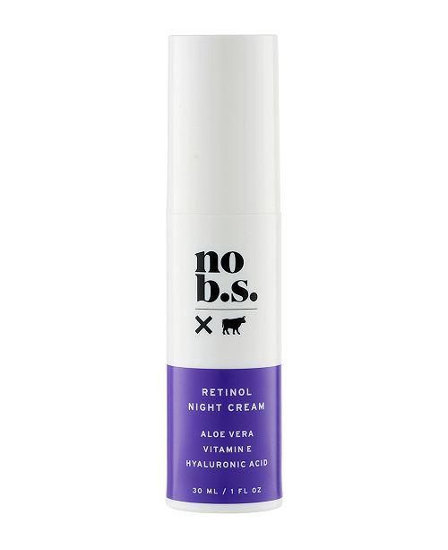 No Bs Retinol Night Cream