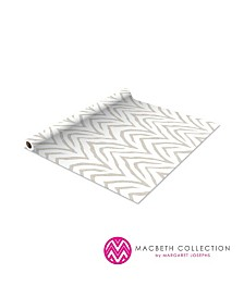 Macbeth Collection 2 Pack Self-Adhesive Shelf Liner