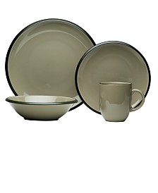 Red Vanilla Vanilla Hampshire 16-piece Dinner Set