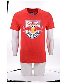 Men's New York Red Bulls Slash and Dash T-Shirt