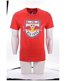 Majestic Men's New York Red Bulls Slash and Dash T-Shirt