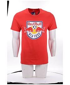 Majestic Men's New York Red Bulls Slash and Dash T-Shirt