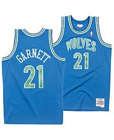 Big Boys Kevin Garnett Minnesota Timberwolves Hardwood Classic Swingman Jersey